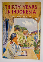 Thirty Years in Indonesia ( J & M Thompson)